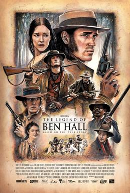 The_Legend_of_Ben_Hall_Poster,_Ross_Morgan,_Oct_2016