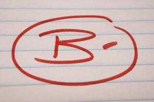 b-minus-school-letter-grade
